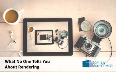 What No One Tells You About Rendering