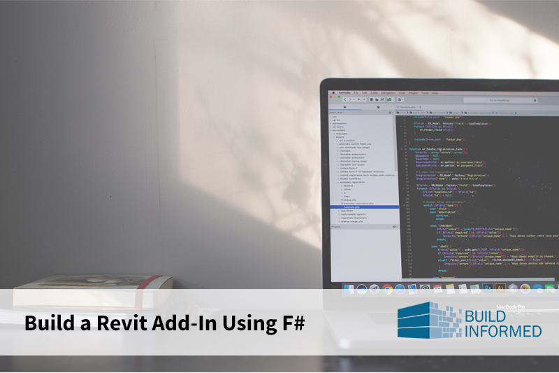 How to Build a Revit Add-In Using F#