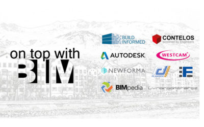 "Mit BIM zum Erfolg: ""On top with BIM""- Events in Innsbruck"