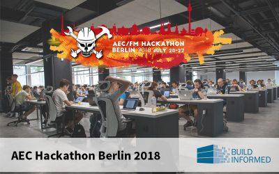 AEC Hackathon Berlin 2018