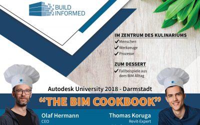 Autodesk University 2018 – Darmstadt