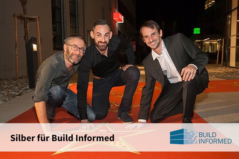 Silber für Build Informed