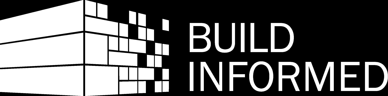 Build Informed GmbH Logo Weiß