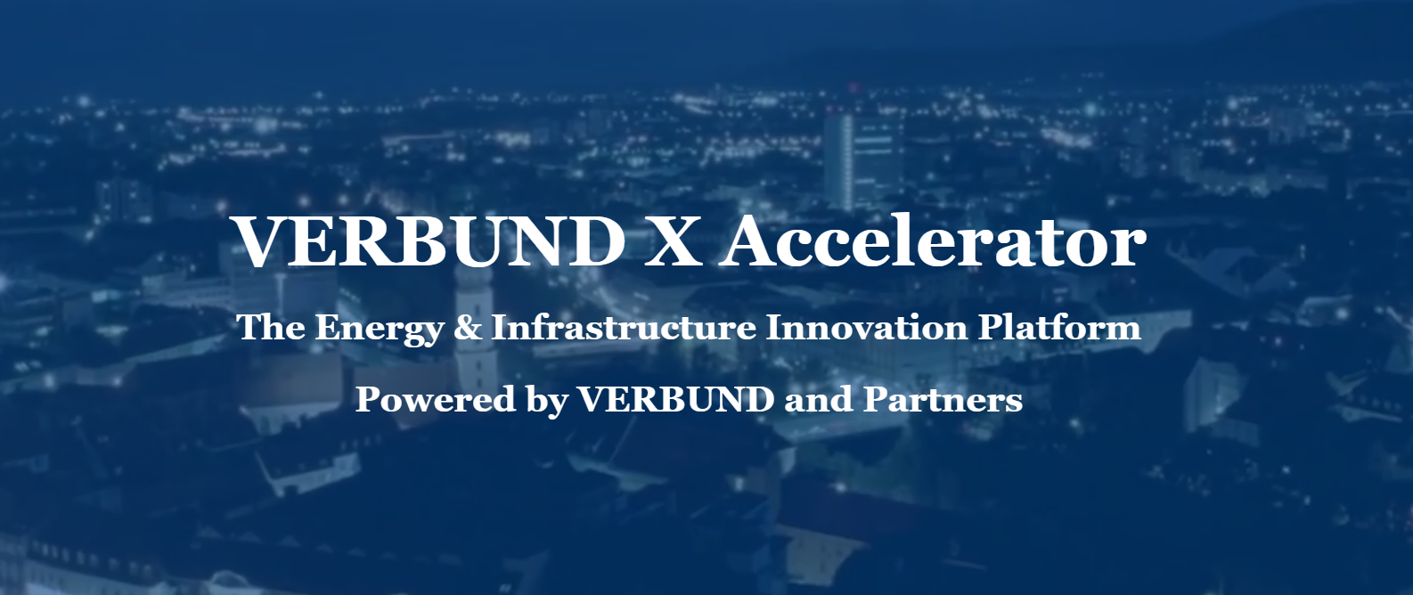 VERBUND X Accelerator